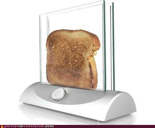 glass technology toaster wtf