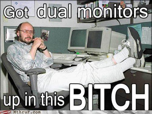 dual monitors pimp my ride windows