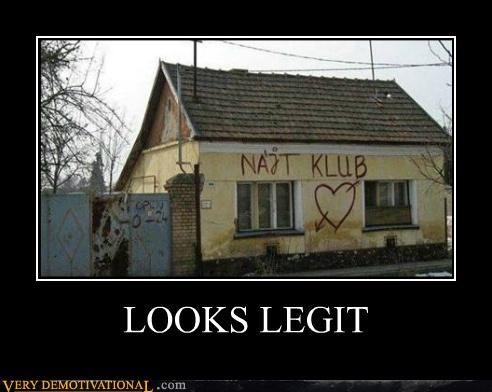 hilarious house legit night club wtf - 4952345600