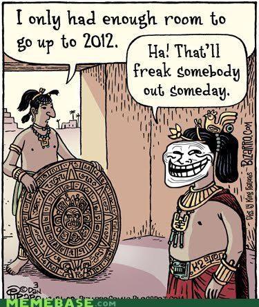 comics mayans pizarro troll troll face trolls - 4952737280
