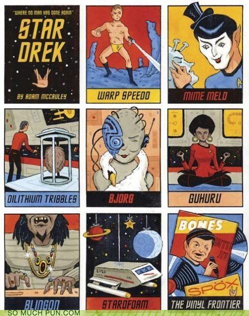 björk,enhanced,literalism,puns,similar sounding,Star Trek