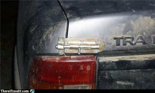 car lock trunk - 4953289472