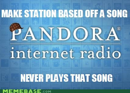 internet Memes pandora radio - 4953374208