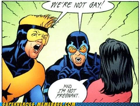 booster gold pregnant Straight off the Page the beetle wtf - 4953425920