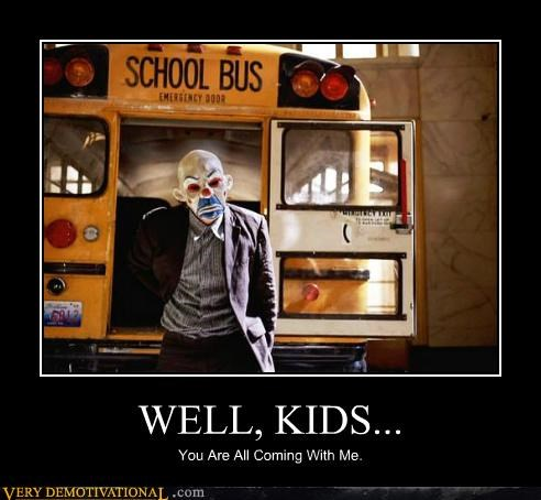 creepy hilarious joker kids school - 4953539072