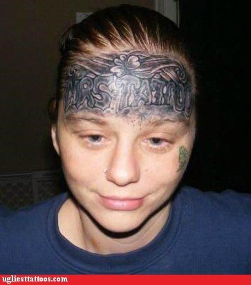 face tats words - 4954169856