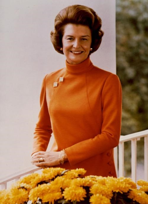 Betty Ford,rip
