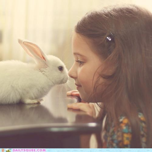Bunday,bunny,child,happy,happy bunday,homophone,human,knows,nose,pun,rabbit