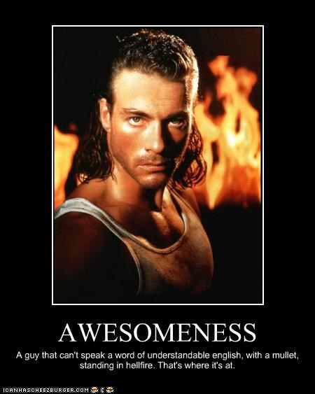 actor celeb demotivational funny Jean-Claude Van Damme - 4955335936