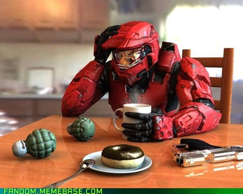 casual Fan Art halo video games - 4955442432