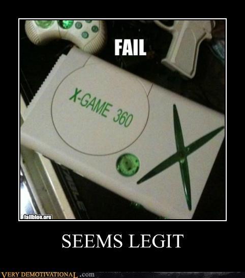 hilarious seems legit video games xbox 360 - 4956663808