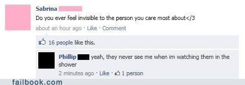 creeper peeping tom invisible failbook
