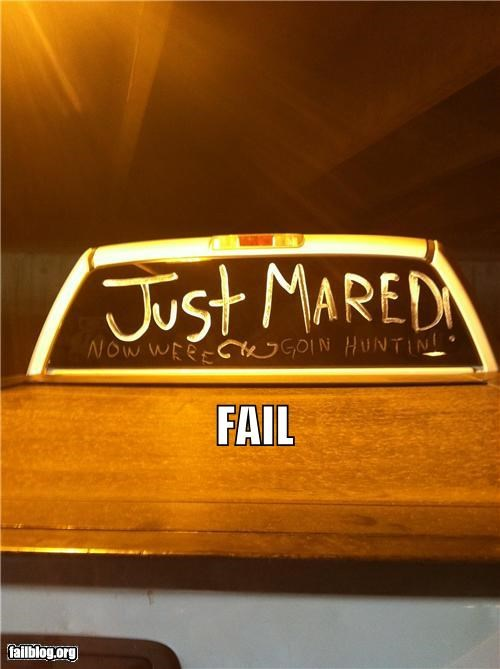 failboat g rated marriage redneck spelling the south - 4957815808
