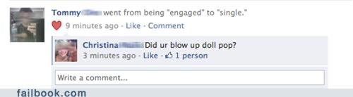 marriage,relationships,engaged,blow-up doll