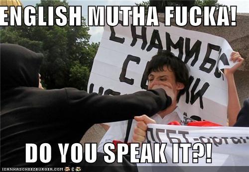 English Mutha Fucka Do You Speak It Politics Political Memes
