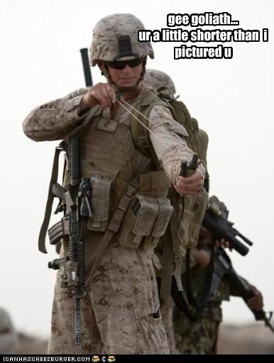 political pictures,slingshot,soldier