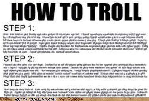 How To,trolling,u mad