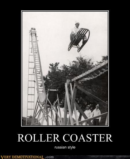 Pure Awesome roller coaster russia wtf - 4958772480