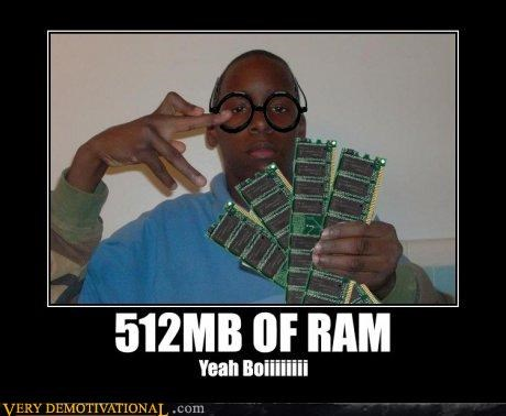 gangsta hilarious nerds ram wtf - 4958793728