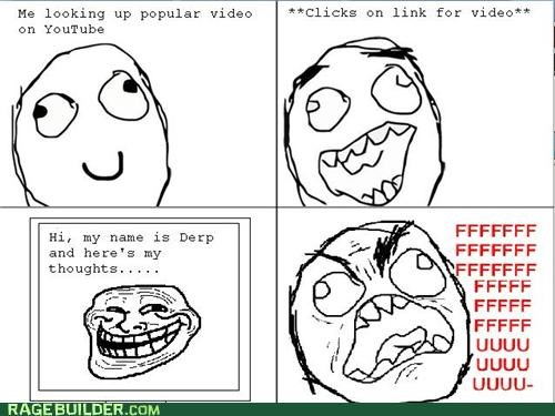 fu guy,internet,opinions,Rage Comics,youtube