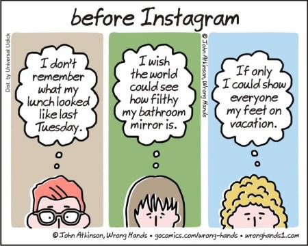 observation social media funny web comics - 4959237