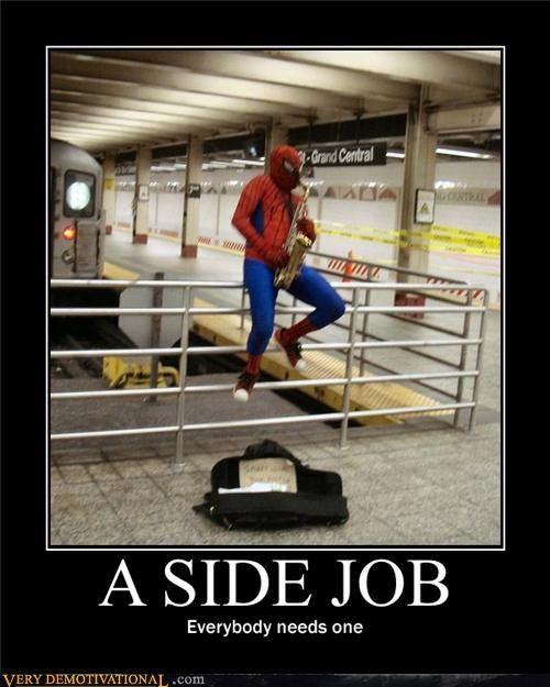 Music side job Spider-Man Super-Lols - 4959320064
