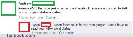 google+ google plus Less Is More - 4960727552