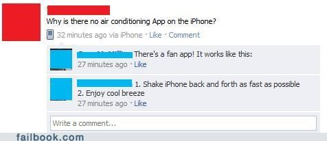 iphone apps air conditioning iphone