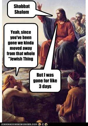 art color funny illustration jesus religion - 4960952576
