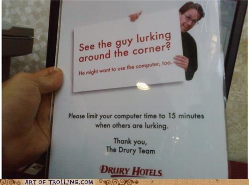 computer hotel IRL lurking - 4961296640