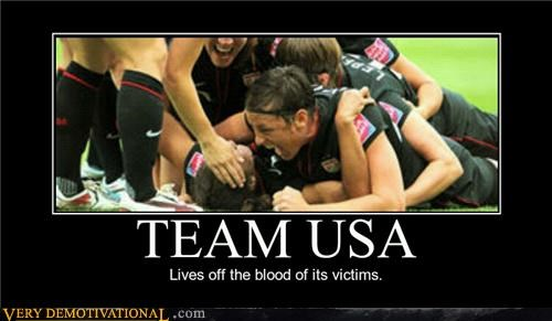 awesome,Pure Awesome,soccer,usa,vampires,women
