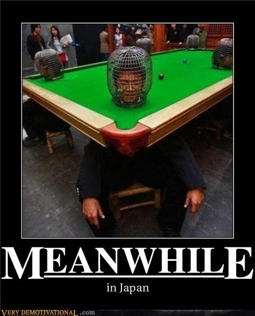 billiards game japan hilarious Meanwhile pool - 4961740800