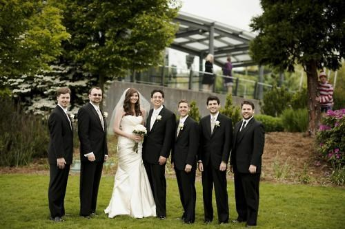 There He Is waldo wedding photo - 4962575104