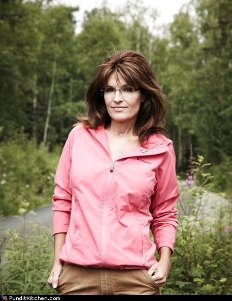 Newsweek photoshoot political pictures poll Sarah Palin