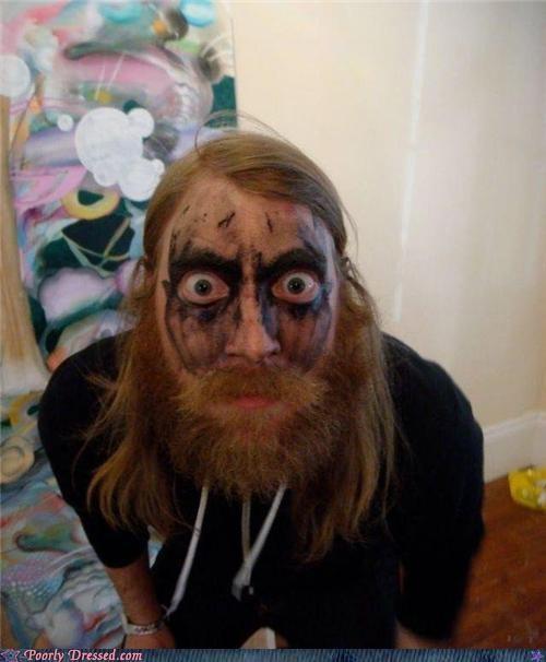 makeup mascara streaked - 4962910976