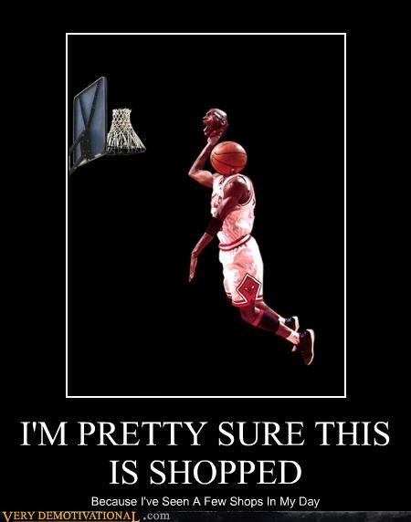 basketball hilarious michael jordan photoshop shopped - 4962965504