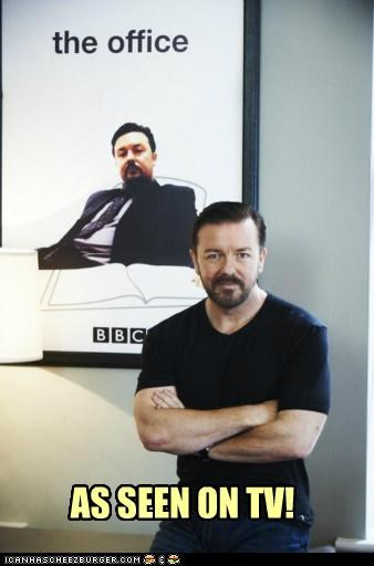 actor,celeb,funny,ricky gervais