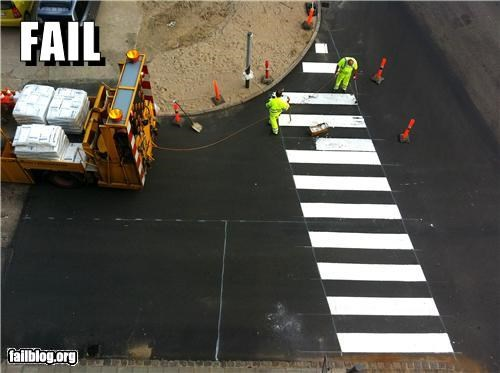 construction failboat g rated oops paint road work - 4963161600