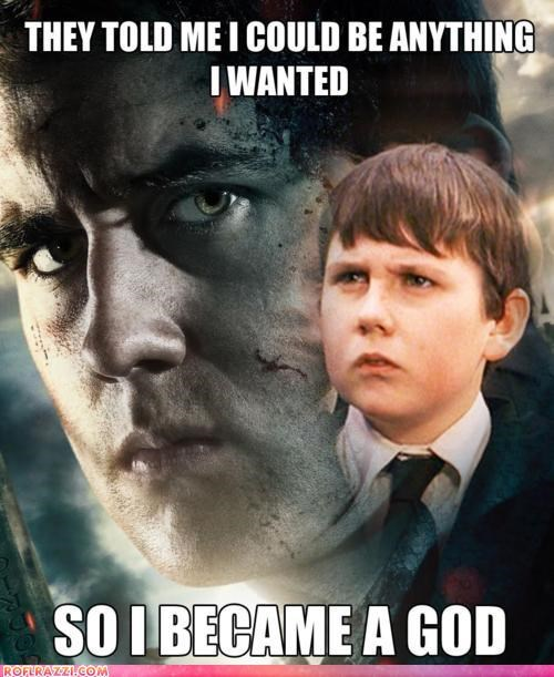 actor celeb funny Hall of Fame Harry Potter Matthew Lewis meme ptsd sci fi - 4963450112