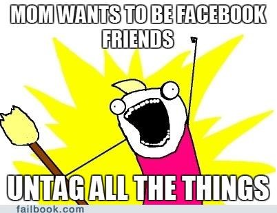 all the things Memes parents tagging - 4963499008