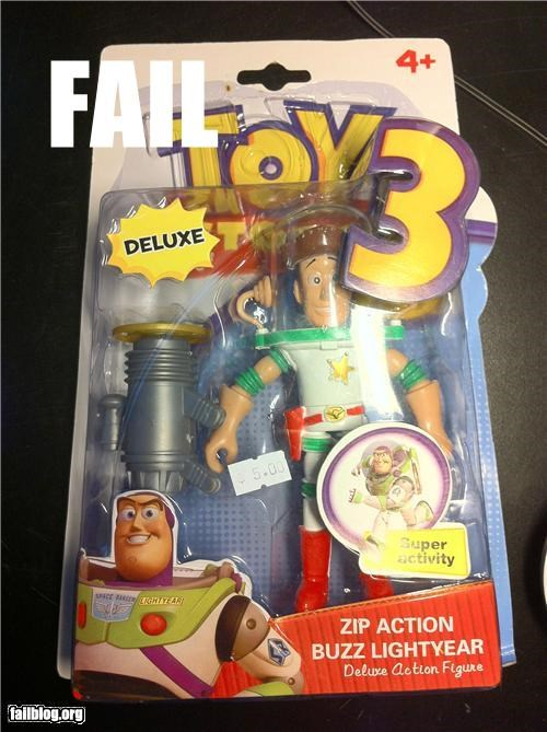 buzz lightyear classic g rated knock offs toys - 4963807744