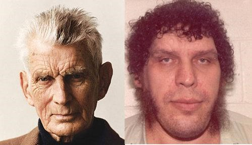 andre the giant cricket Fun Fact samuel beckett - 4963882496