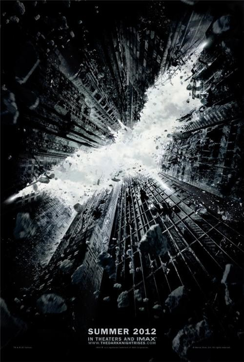 christopher nolan movie poster the dark knight rises - 4964265728