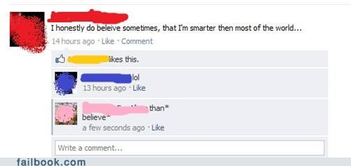 intelligence,smartest person ever,smarts,spelling