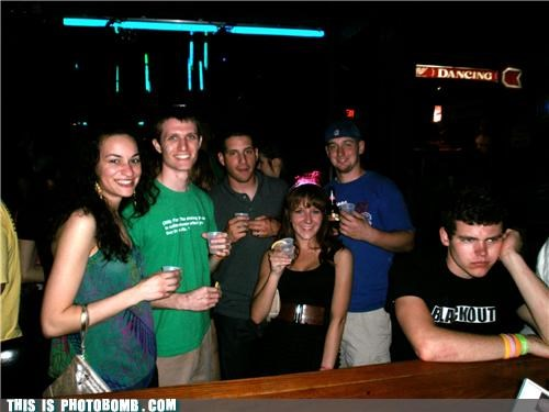 bar debbie downer drinks Jägerbombed Party that guy - 4964726528