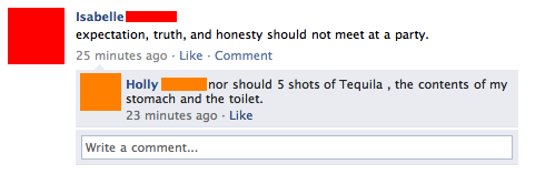 puke,tequila,party favors,party hard