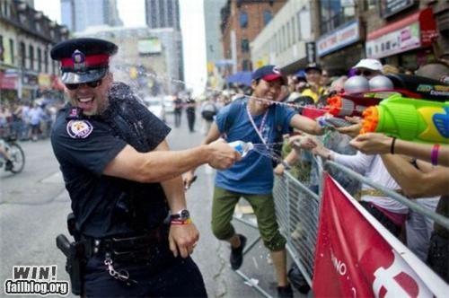 fight fun police water - 4965622784