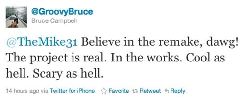 bruce campbell evil dead movies remake Sam Raimi - 4965835264