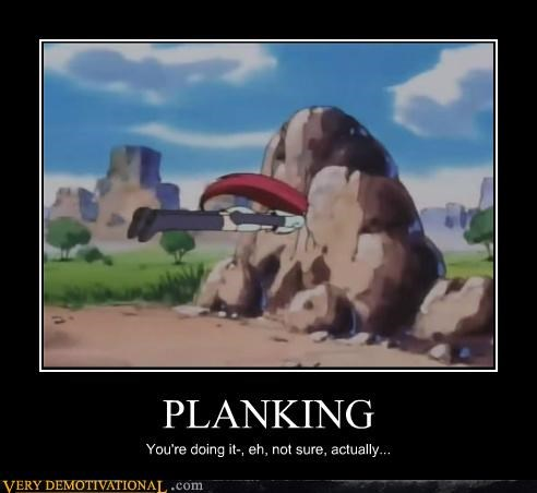 hilarious Planking Pokémon Team Rocket wtf - 4965858304