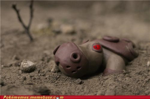clay exeggcute hippowdon shelmet